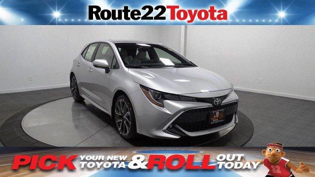 New 2019 Toyota Corolla Hatchback in Hillside, NJ