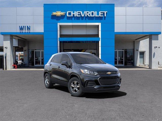 2021 Chevrolet Trax LS FWD 4dr LS Turbocharged Gas 4-Cyl 1.4L/ [4]