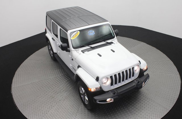 2019 Jeep Wrangler Unlimited for sale 122963 2