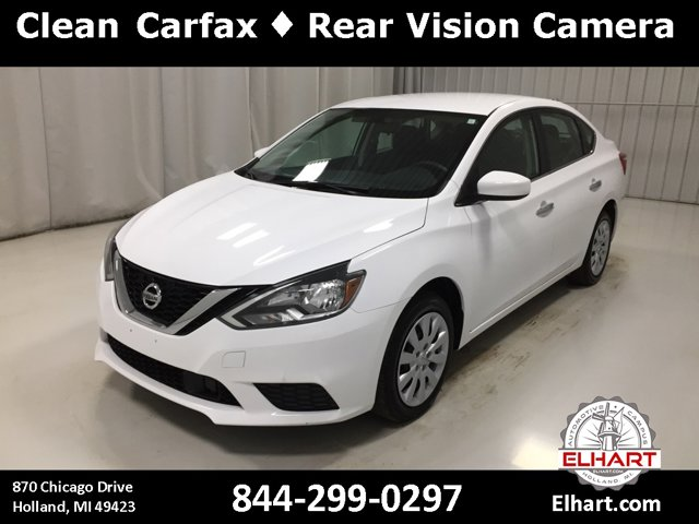 Used 2018 Nissan Sentra in Holland, MI