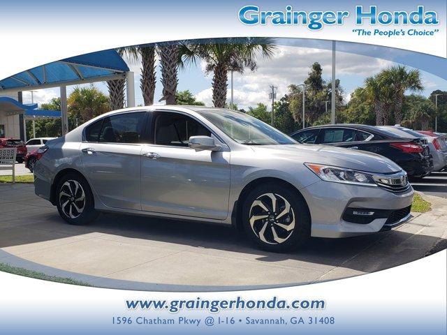 Used 2017 Honda Accord Sedan in Savannah, GA