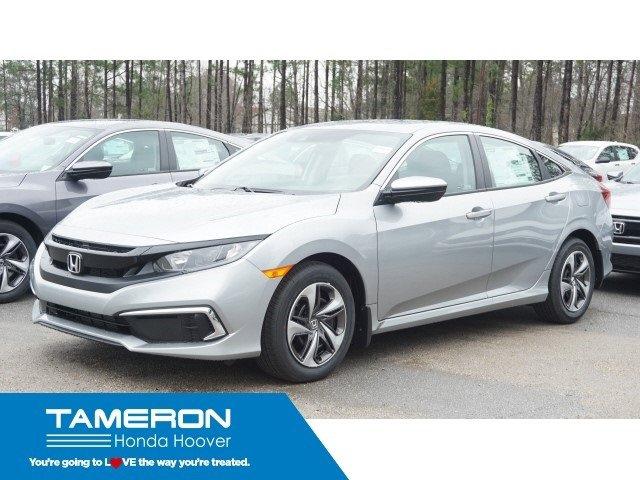 New 2020 Honda Civic Sedan in Gadsden, AL