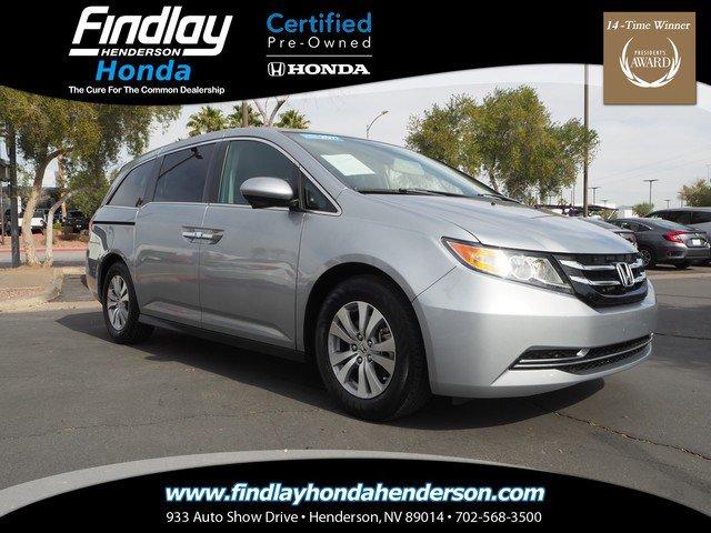 Used 2017 Honda Odyssey in Las Vegas, NV
