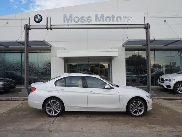 New 2017 BMW 3 Series in Lafayette, LA