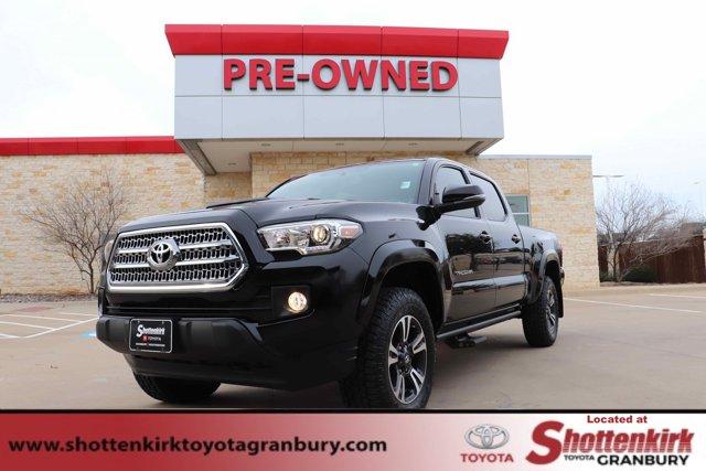 Used 2016 Toyota Tacoma in Granbury, TX