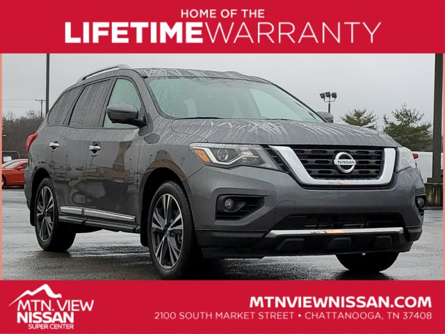Used 2019 Nissan Pathfinder in Chattanooga, TN