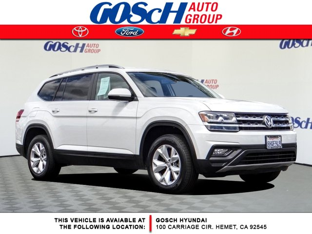 Used 2018 Volkswagen Atlas in Hemet, CA