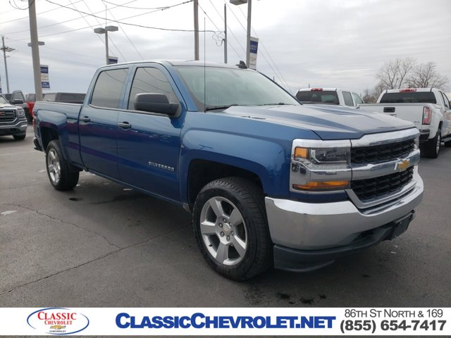 Used 2018 Chevrolet Silverado 1500 in Owasso, OK