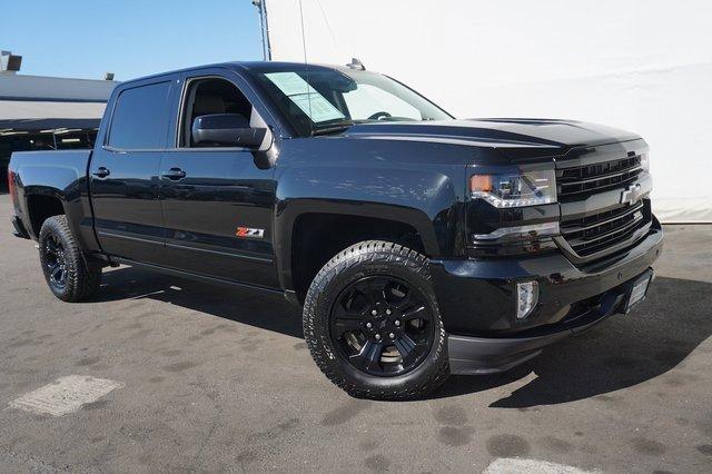 Used 2017 Chevrolet Silverado 1500 in San Diego, CA