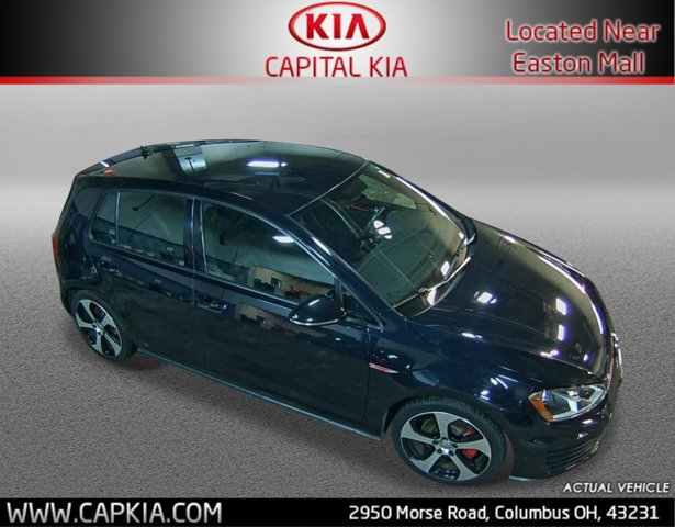 Used 2017 Volkswagen Golf GTI in Columbus, OH