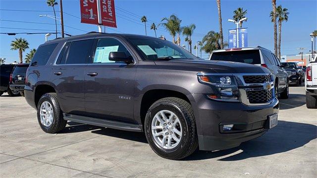 2018 Chevrolet Tahoe LT 2WD 4dr LT Gas/Ethanol V8 5.3L/325 [3]