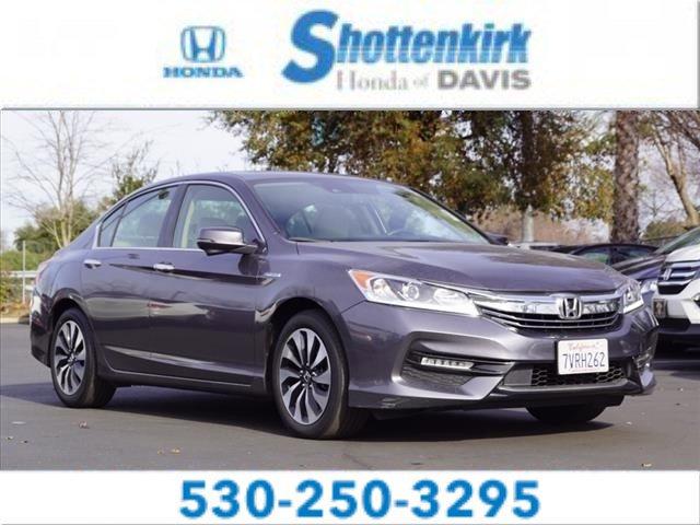 Used 2017 Honda Accord Hybrid in Davis, CA