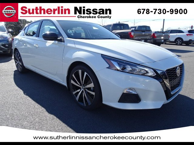 New 2020 Nissan Altima in Holly Springs, GA