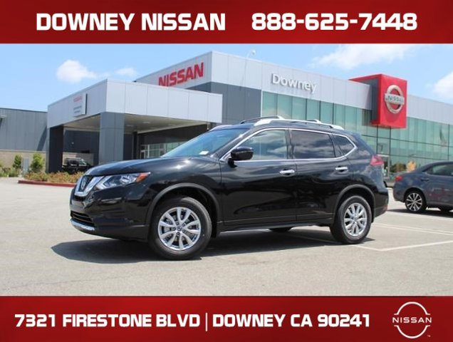 2020 Nissan Rogue SV FWD SV Regular Unleaded I-4 2.5 L/152 [19]