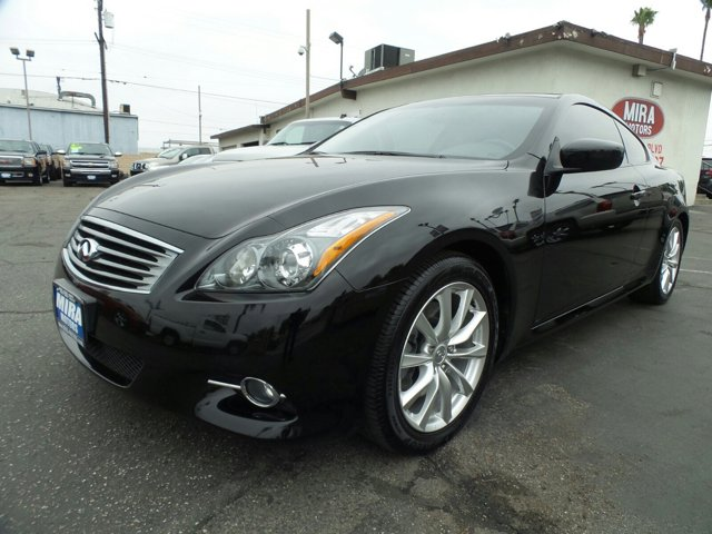 2014 Infiniti Q60 Journey Sport Pkg 2D Coupe V6 3.7L **SUPER CLEAN**