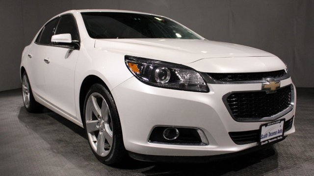 Used 2015 Chevrolet Malibu in Tacoma, WA