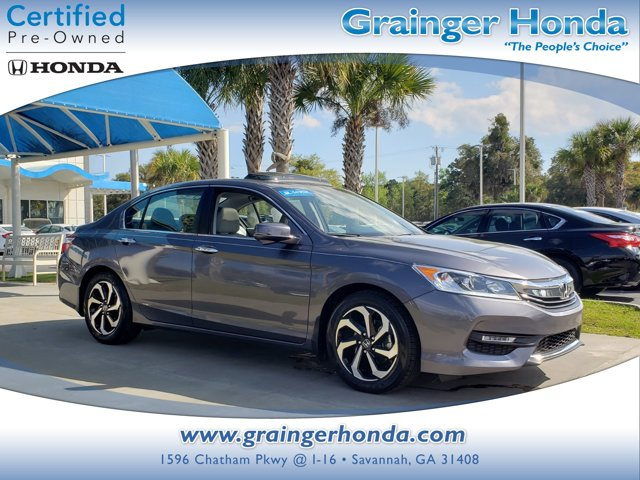 Used 2017 Honda Accord Sedan in Savannah, GA