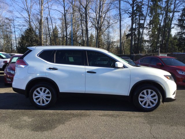 Used 2016 Nissan Rogue FWD 4dr S