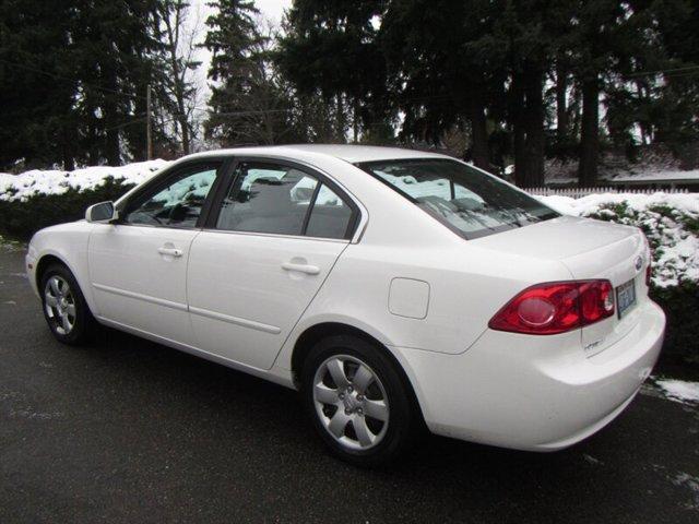 Used 2008 Kia Optima 4dr Sdn I4 Auto LX