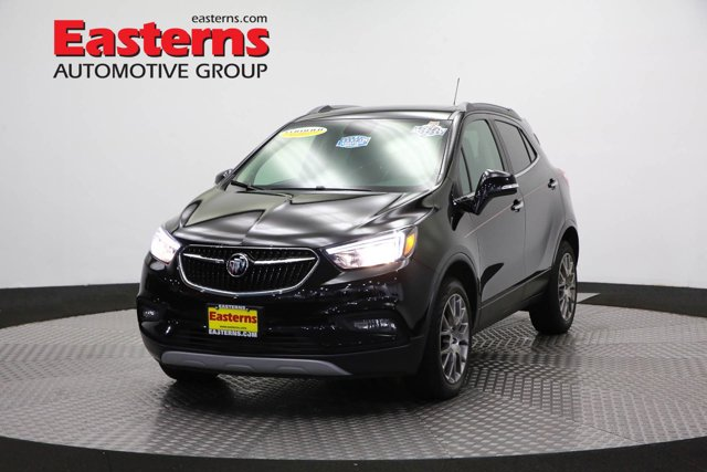 2017 Buick Encore Sport Touring Sport Utility
