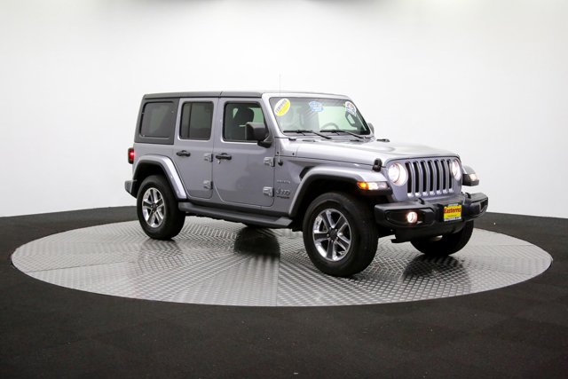 2019 Jeep Wrangler Unlimited for sale 124006 44