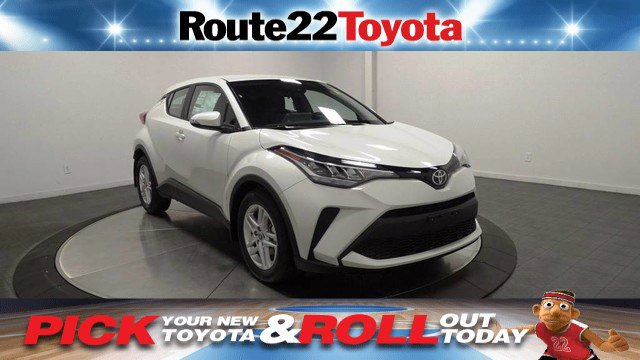 New 2020 Toyota C-HR in Hillside, NJ