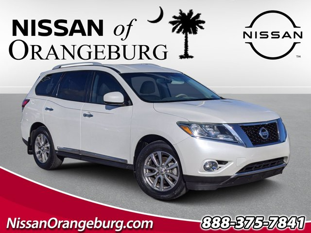 2015 Nissan Pathfinder SL 2WD 4dr SL Regular Unleaded V-6 3.5 L/213 [5]