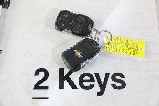 2016 Chevrolet Suburban for sale 125263 19