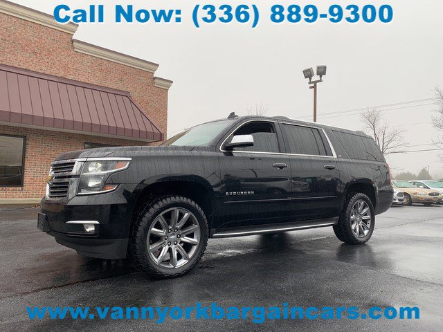 Used 2015 Chevrolet Suburban in High Point, NC