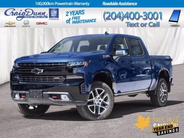 2020 Chevrolet Silverado 1500 LT Trail Boss 4WD Crew Cab 147″ LT Trail Boss Gas V8 5.3L/325 [2]