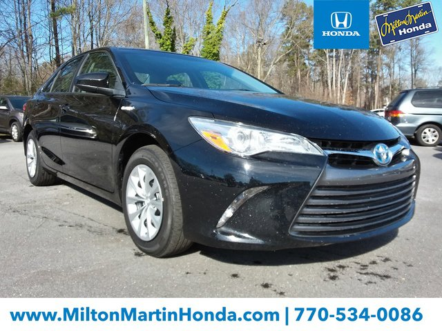 Used 2016 Toyota Camry Hybrid in Gainesville, GA