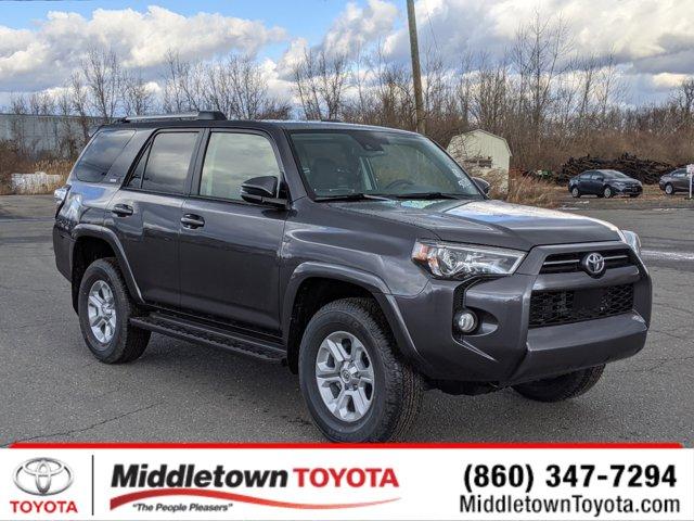 New 2020 Toyota 4Runner in Middletown, CT