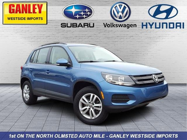 Used 2017 Volkswagen Tiguan in Cleveland, OH