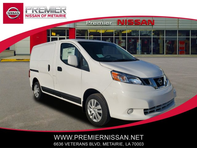 New 2019 Nissan NV200 Compact Cargo in Metairie, LA