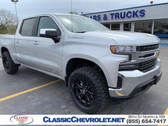 Used 2019 Chevrolet Silverado 1500 in Owasso, OK