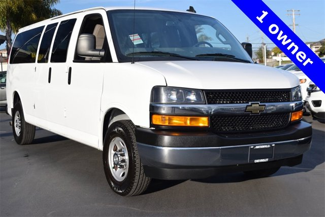 Used 2018 Chevrolet Express Passenger in Watsonville, CA