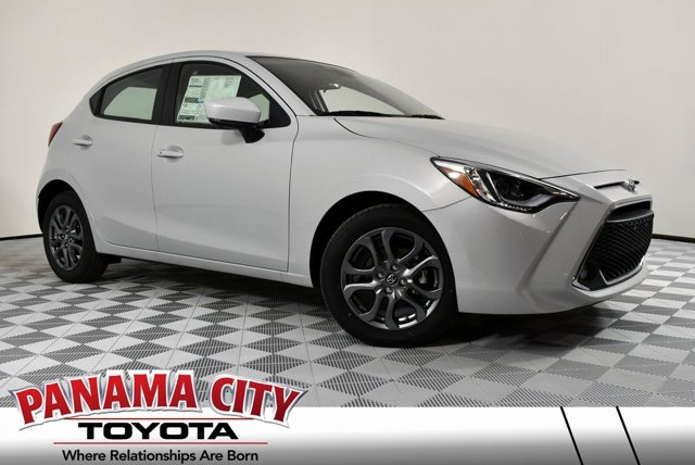New 2020 Toyota Yaris Hatchback in Panama City, FL
