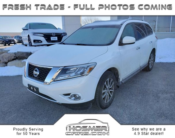 Used 2014 Nissan Pathfinder in Mason City, IA