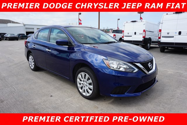 Used 2019 Nissan Sentra in New Orleans, LA