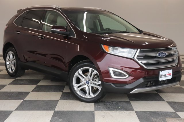 Used 2017 Ford Edge in Paris, TX