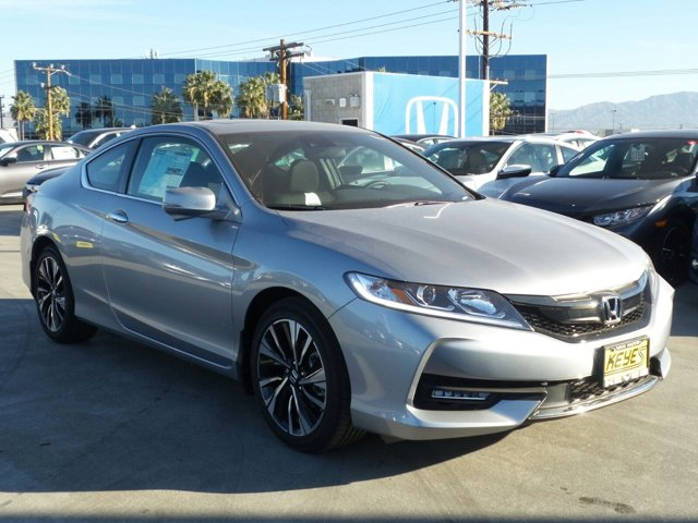 New 2017 Honda Accord Coupe EX CVT w-Honda Sensing