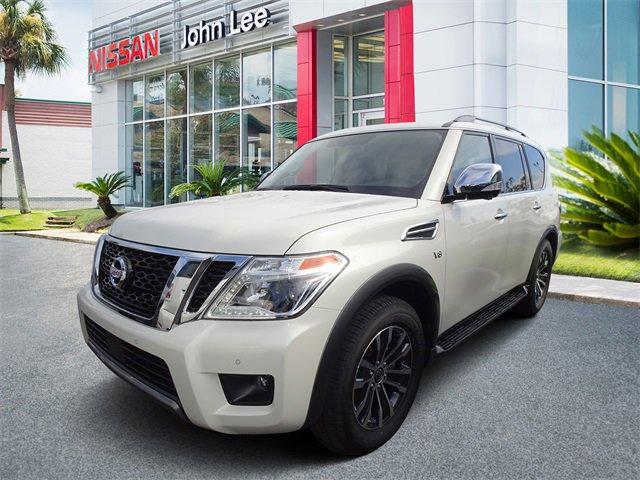 New 2020 Nissan Armada in Panama City, FL