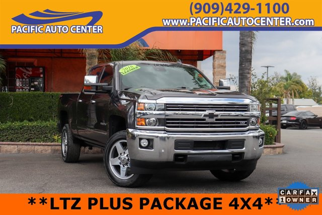 Used 2016 Chevrolet Silverado 2500HD in Costa Mesa, CA