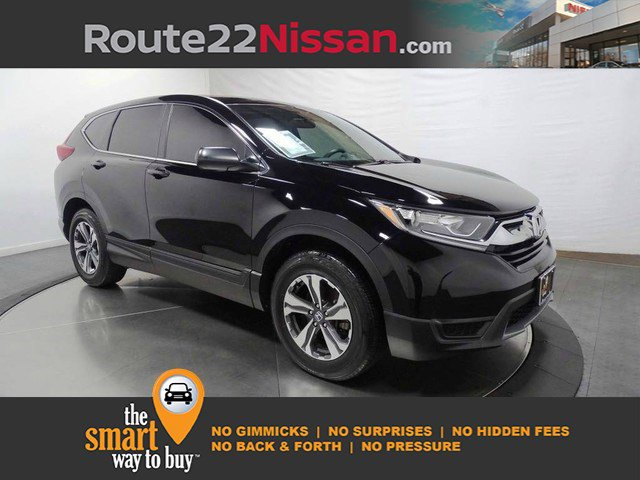 2019 Honda CR-V LX LX AWD Regular Unleaded I-4 2.4 L/144 [6]