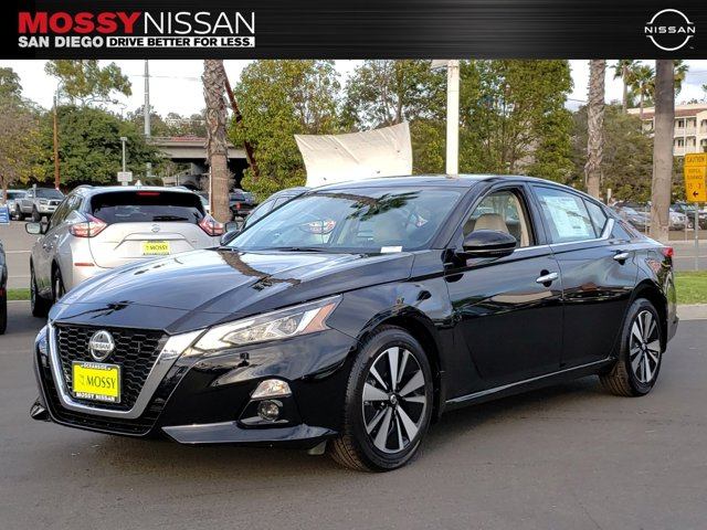 2020 Nissan Altima 2.5 SV FWD 2.5 SV Sedan Regular Unleaded I-4 2.5 L/152 [18]