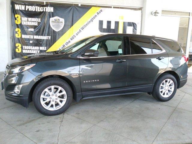 2020 Chevrolet Equinox LT FWD 4dr LT w/1LT Turbocharged Gas I4 1.5L/92 [8]