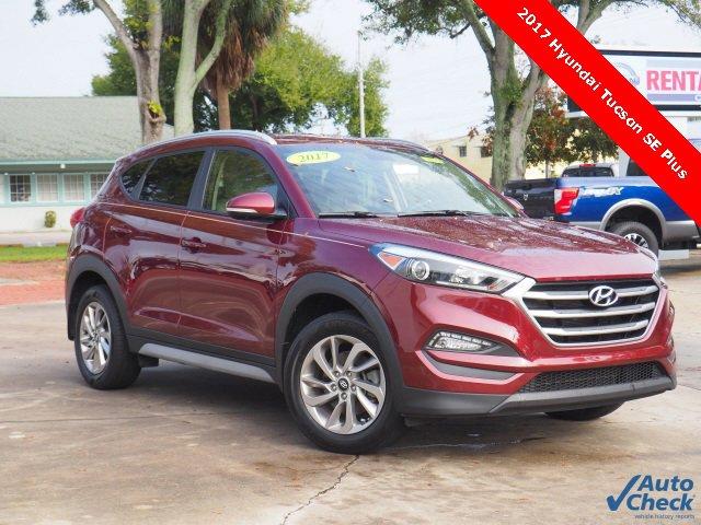 Used 2017 Hyundai Tucson in Titusville, FL