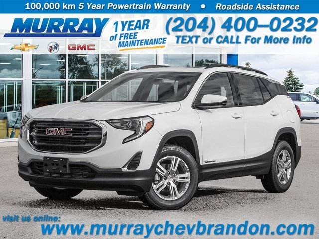 2021 GMC Terrain SLE AWD 4dr SLE Turbocharged Gas/E15 I4 1.5L/92 [4]
