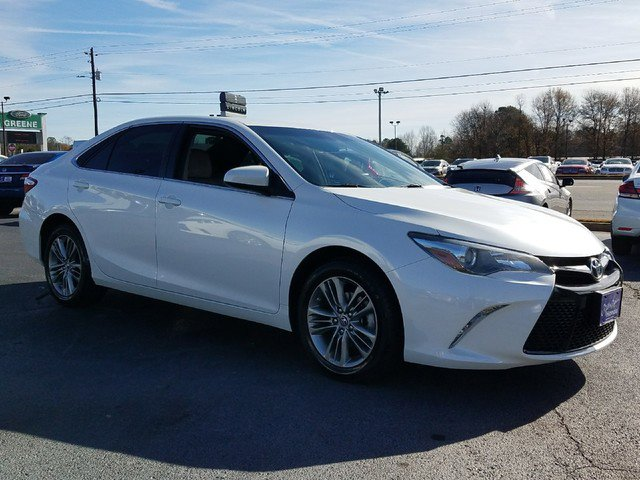 Used 2015 Toyota Camry in Gainesville, GA