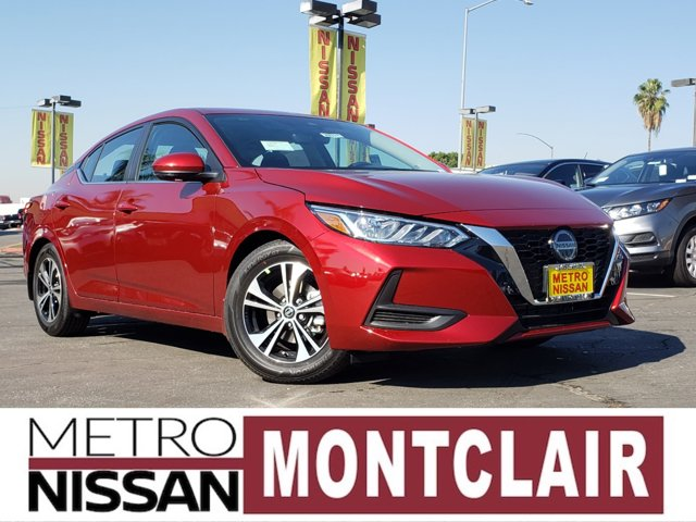 2020 Nissan Sentra SV SV CVT Regular Unleaded I-4 2.0 L/122 [4]